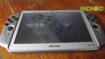 Archos GamePad 2, filtrada la segunda versión de la tablet Archos para jugones
