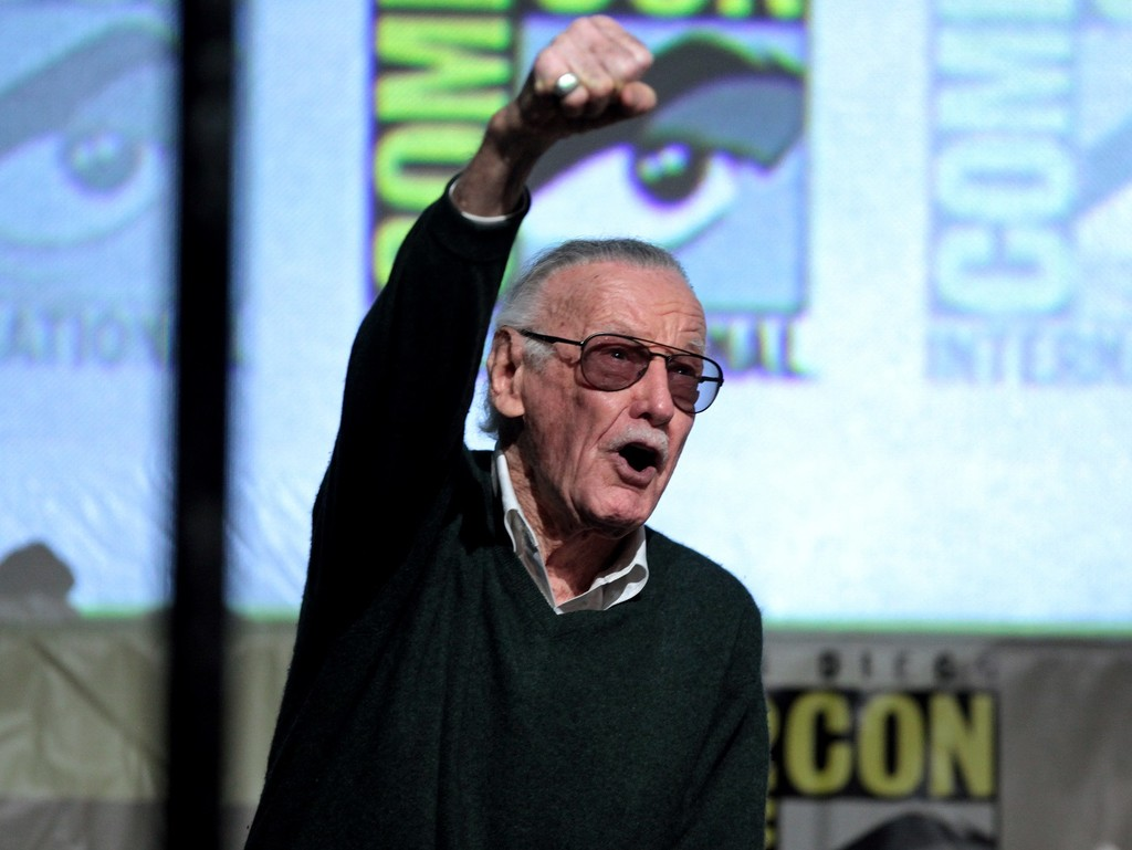 What means Excelsior, and why Stan Lee used that word