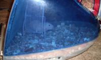 Posibles usos para reciclar un iMac: jaula de hamsters