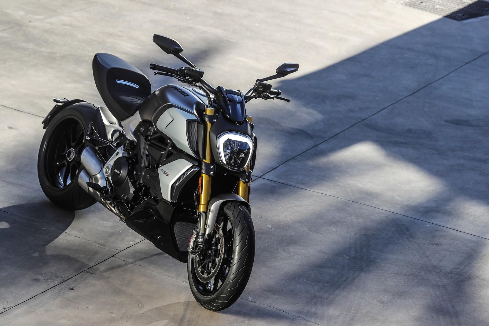 Foto de Ducati Diavel 1260 S 2019, prueba (18/59)