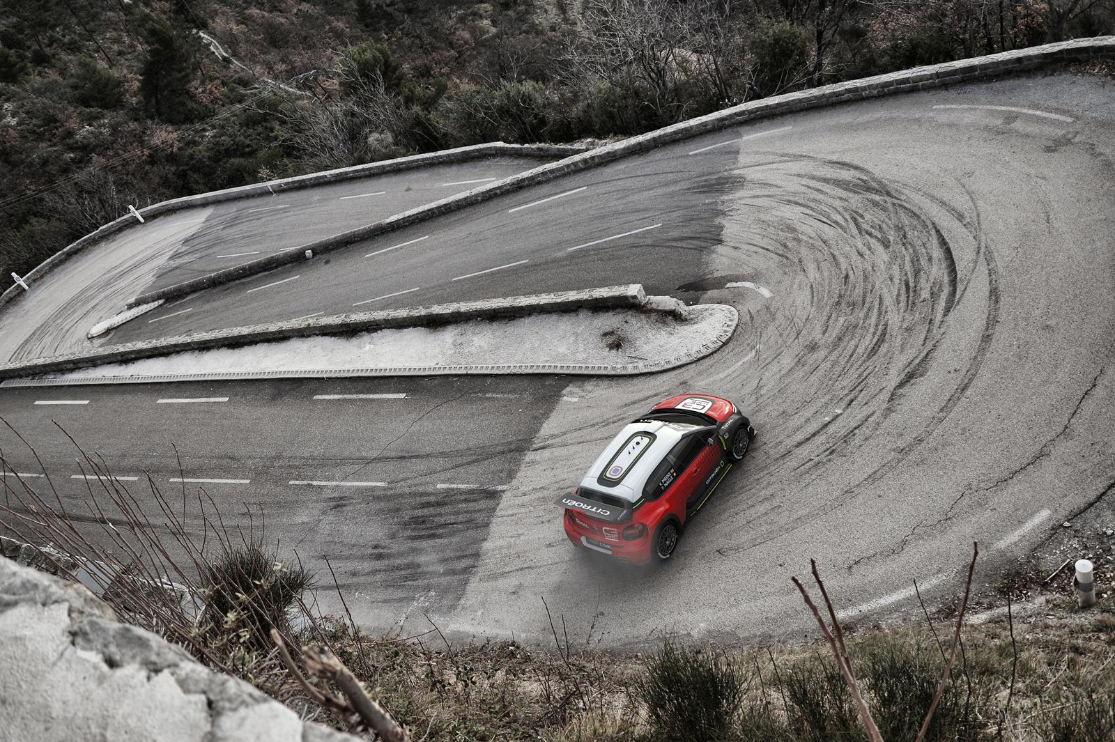 Foto de Citroën C3 WRC Concept 2016 (10/19)
