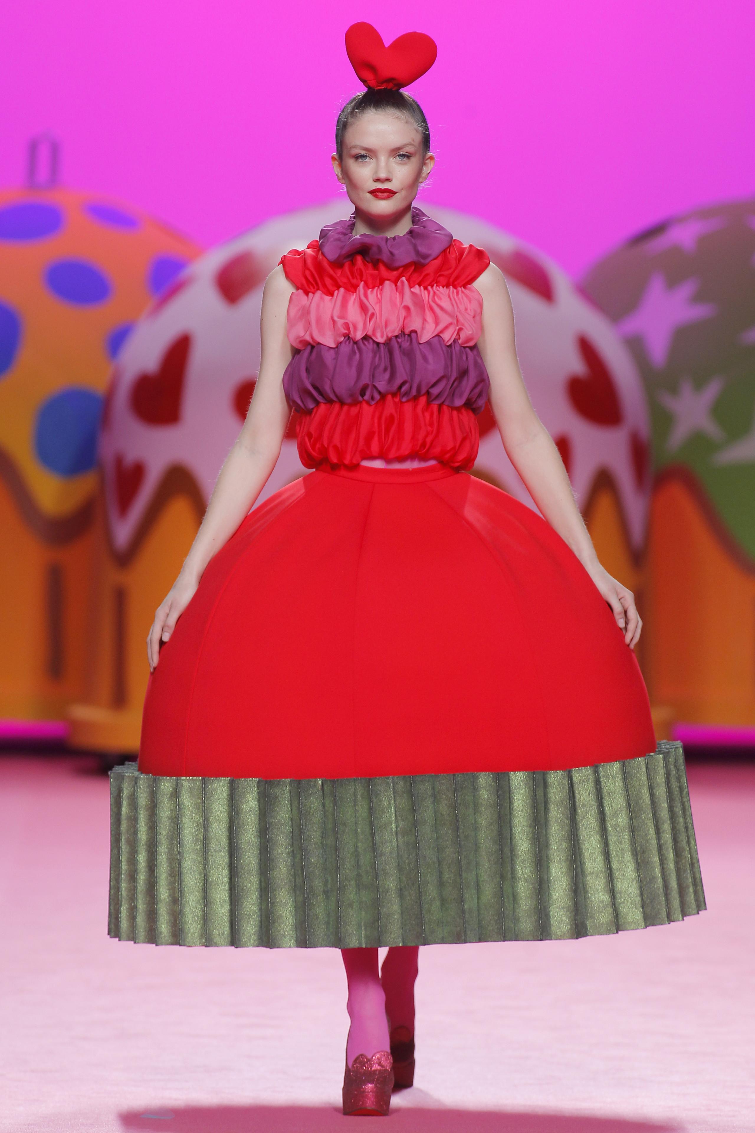 Agatha Ruiz de la Prada Otoño-Invierno 2017/2018
