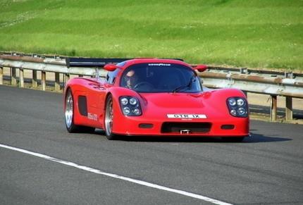 Los 10 coches más rápidos del mundo en el 0-160-0 km/h