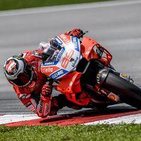"""Paolo Ciabatti: """"Es difícil que Ducati siga pagando 12 millones al año a Jorge Lorenzo"""""""