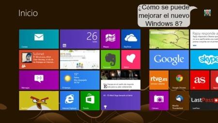 Diez quejas de los usuarios que Microsoft debería escuchar para mejorar Windows 8