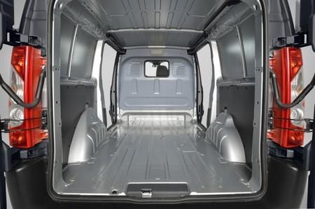 Cabina carga Nueva Toyota ProAce