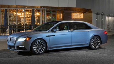 2019 Lincoln Continental 80th Anniversary Coach Door Edition