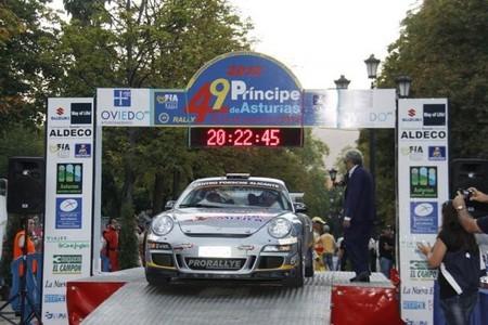 El Rally Príncipe de Asturias cumplirá sus bodas de oro