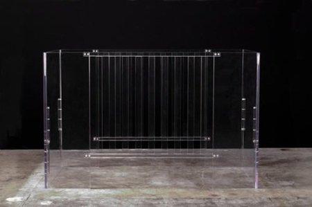 Una buena idea: una cuna transparente