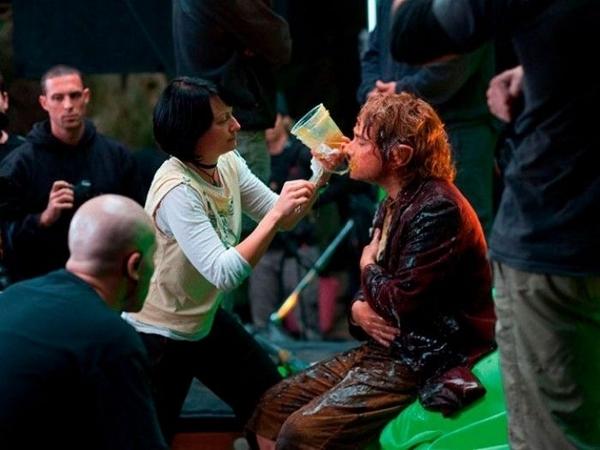 Foto de Fotografías del rodaje de El Hobbit (6/26)