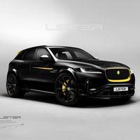 Lister convirtió al Jaguar F-Pace en el SUV más rápido del mundo