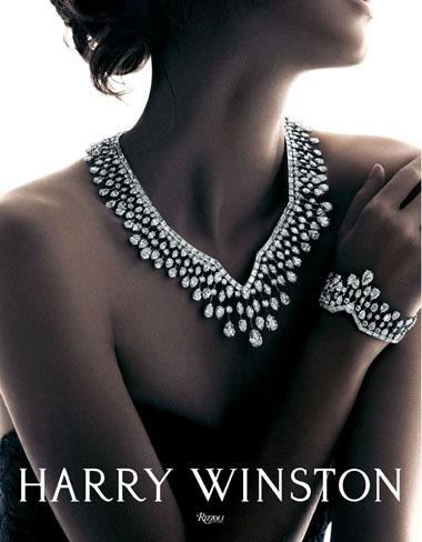 Portada libro los diamantes de Harry Winston