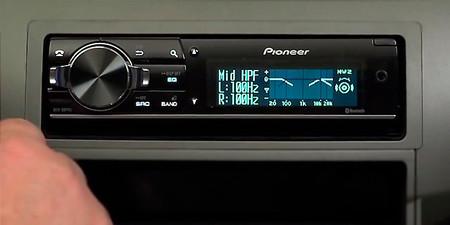 Filtrado desde fuente de car audio Pioneer DEH-80PRS