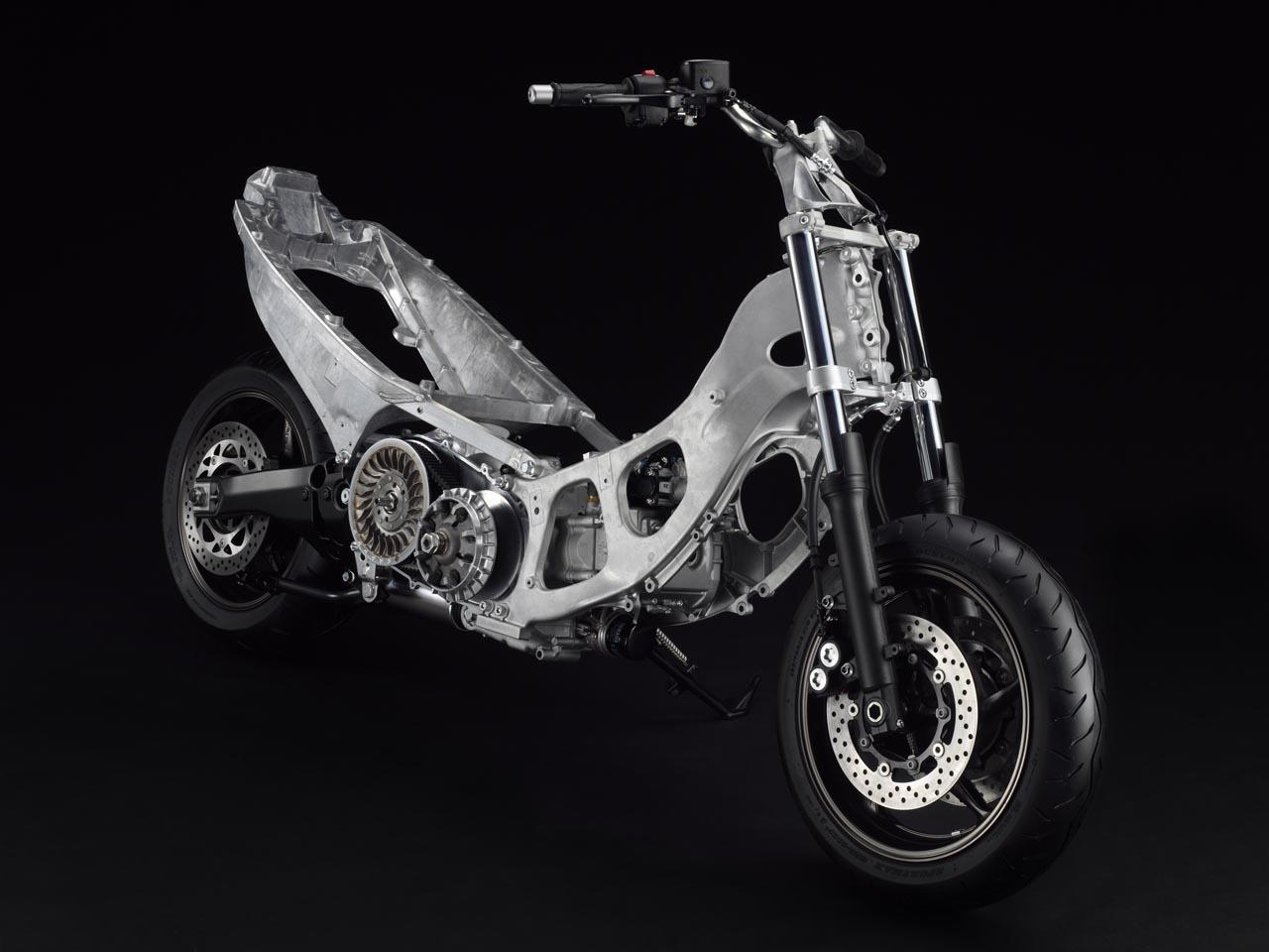 Foto de Yamaha T-Max 2012, detalles (4/32)