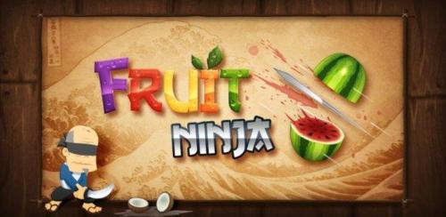 FruitNinja,cortalafrutaenelaire