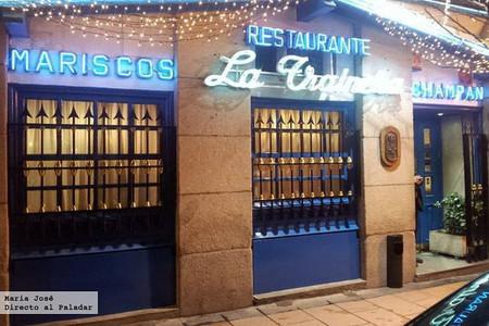 Restaurante La Trainera, tradición marinera en el barrio de Salamanca de Madrid