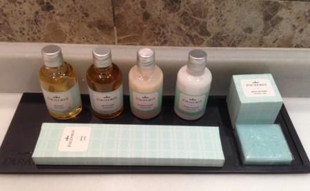 ¿Qué amenities esperas encontrar en el baño de tu cuarto de hotel? La pregunta de la semana