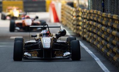 Felix Rosenqvist se impone finalmente en el Gran Premio de Macao de Fórmula 3