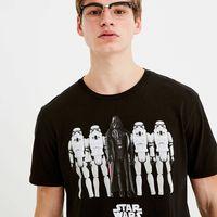 Pul&Bear vuelve a lanzar una colección unisex, ahora con el poder de la fuerza de Star Wars