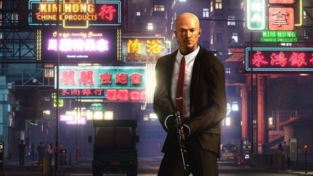 Sleeping Dogs (Hitman)