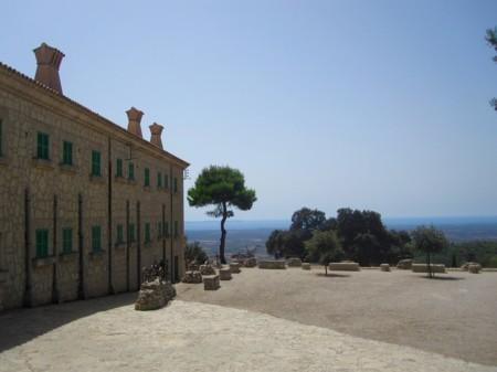Vistas desde Cura Mallorca