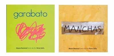 Manchas y Garabato: libros de arte para niños del Reina Sofía