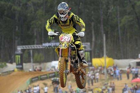 Clement Desalle y Jeffrey Herlings vencen en Portugal, sexta cita del Campeonato del Mundo de Motocross