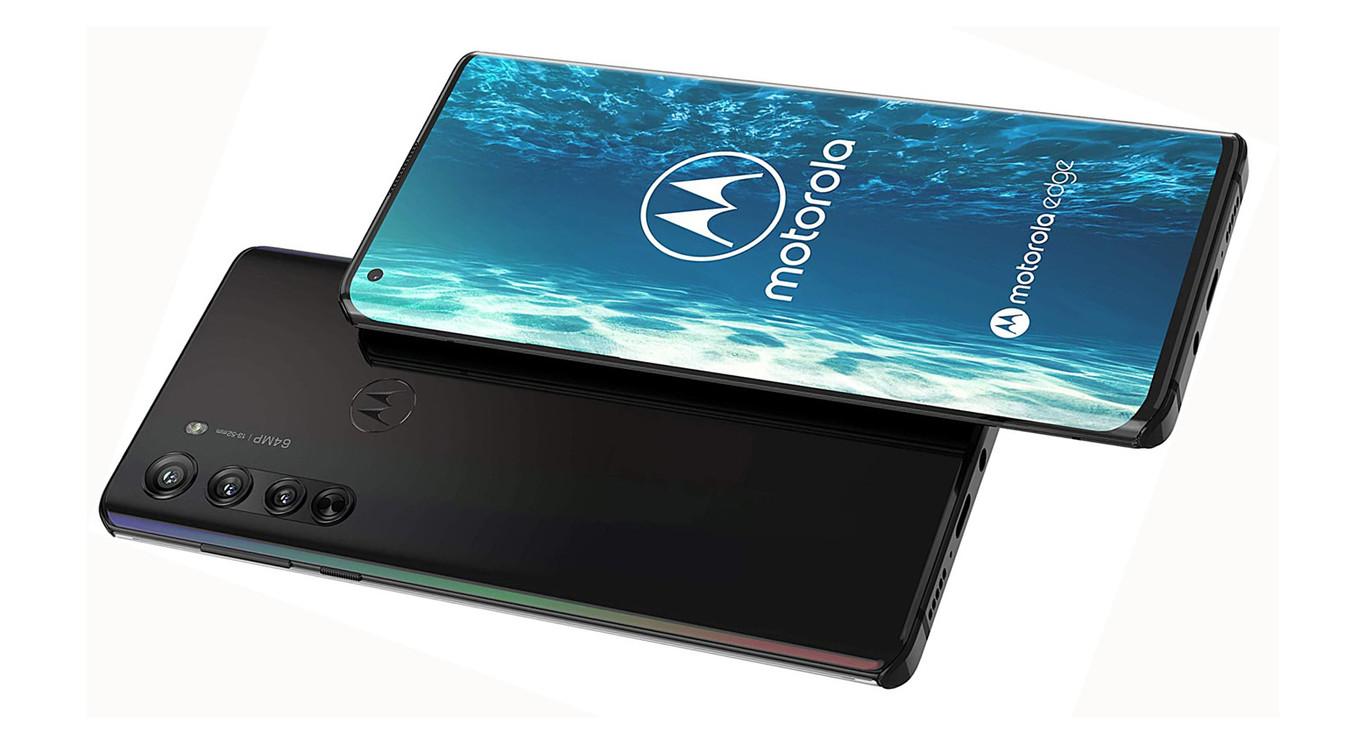 Motorola Edge Lite: ¿Pantalla curva para la gama media?