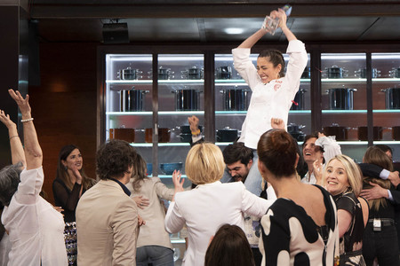 Ana gana MasterChef 8 en una final sin sorpresas en la que, de repente, todo el mundo cocina bien