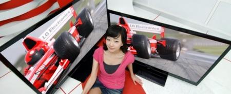 LG presume de plasmas delgados y con tecnología 600 Hz en Corea