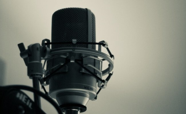 microfono micro podcast