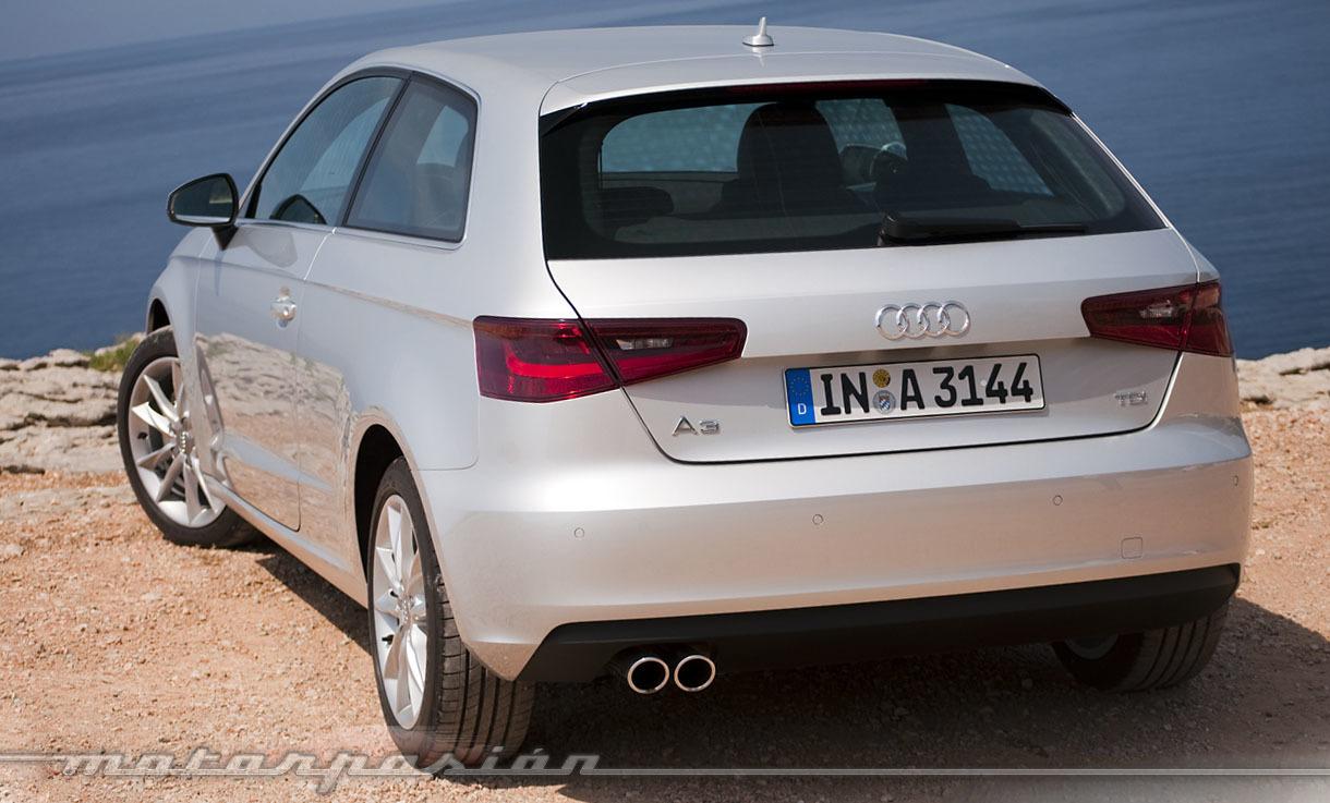 Foto de Audi A3 presentación (23/39)