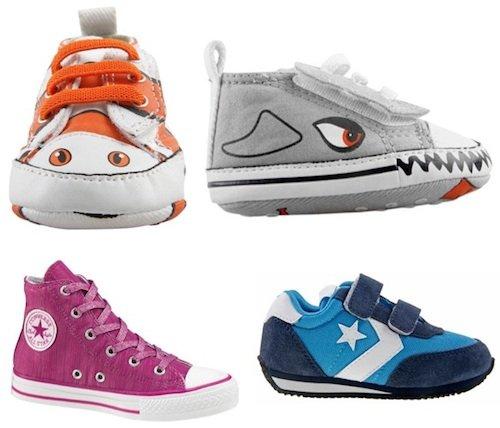 zapatillas converse bebe precio