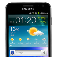 Samsung Galaxy S II HD LTE estrena la alta resolución en un panel SuperAMOLED