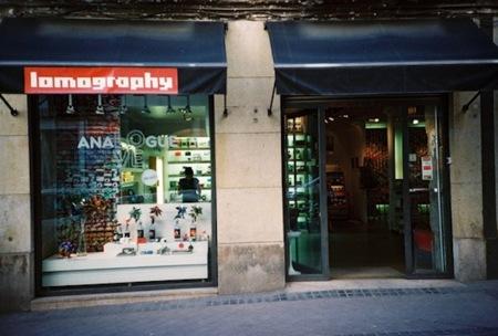 Tienda Lomography Argensola