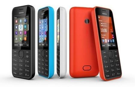Nokia lanza teléfonos económicos con acceso rápido a internet