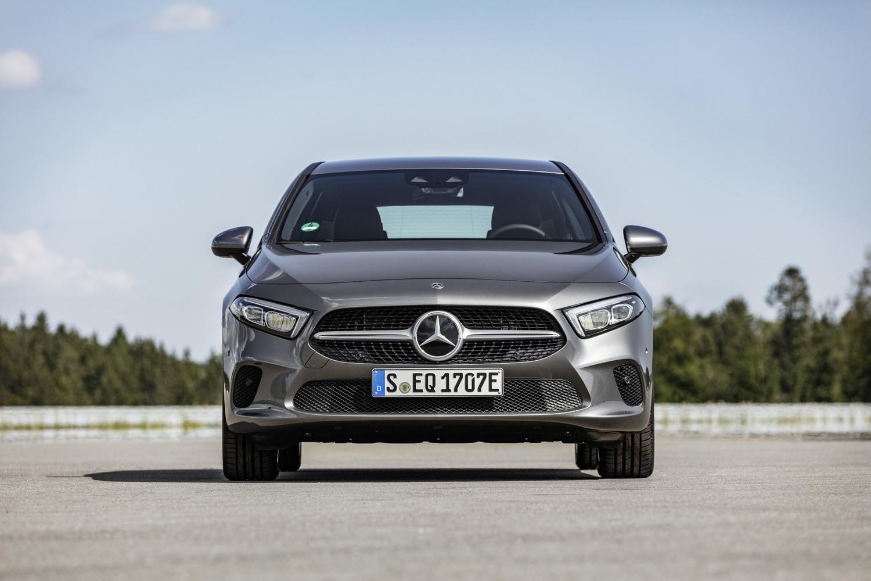 Mercedes-Benz A 250 e y B 250 e
