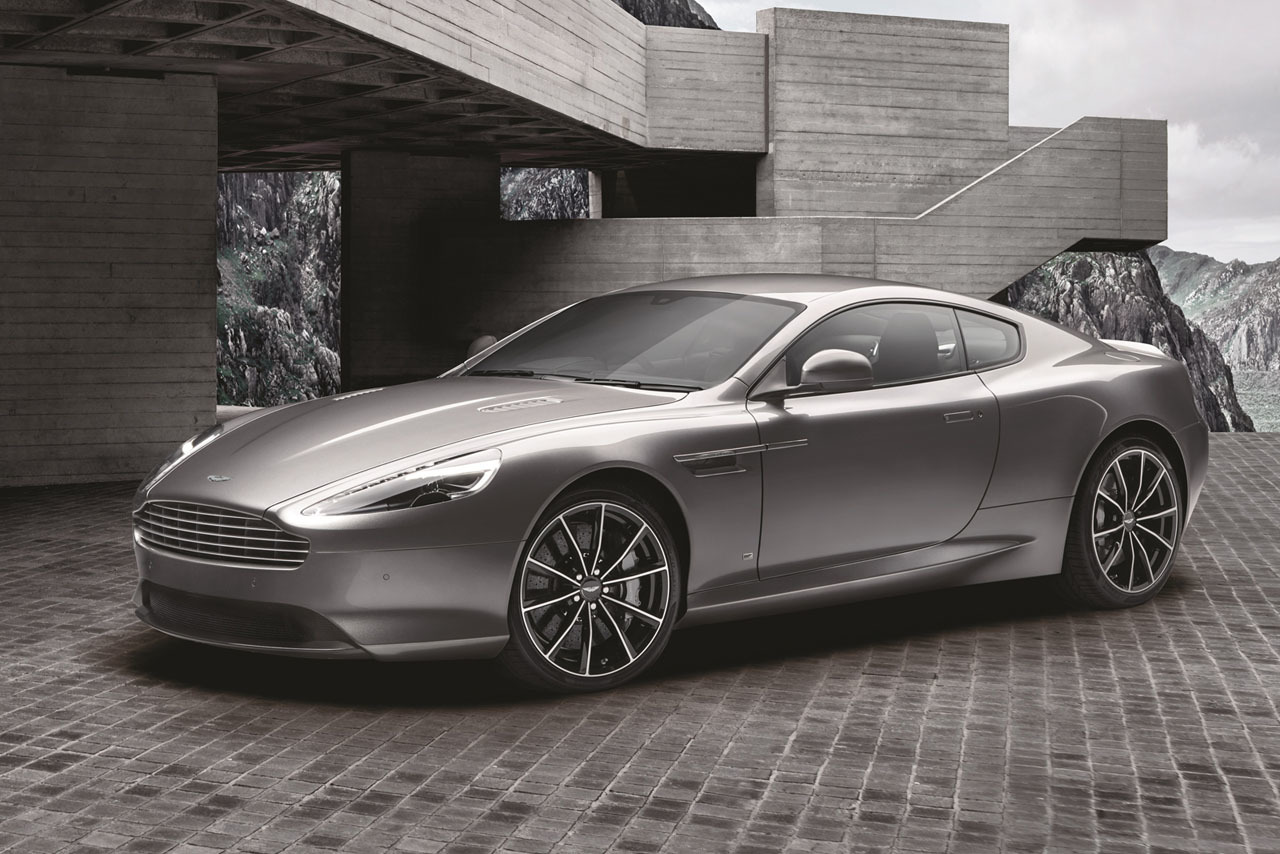 Foto de Aston Martin DB9 GT Bond Edition (3/10)