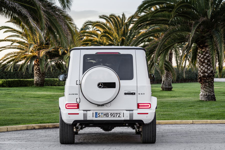 Mercedes Amg G 63 2018 315