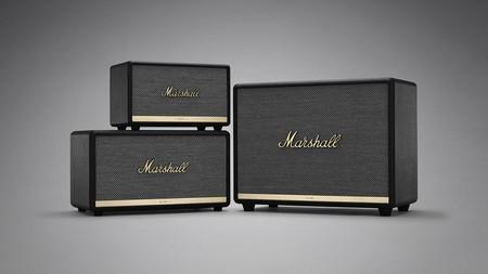 Marshall actualiza su gama de altavoces inalámbricos con tres nuevos modelos Bluetooth