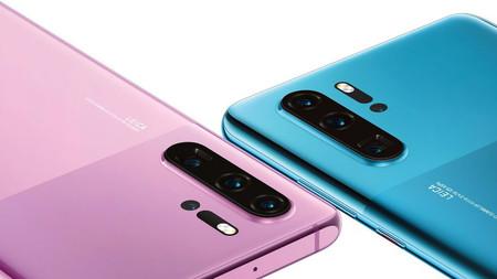 Huawei lanza dos nuevos acabados para el P30 Pro, pero sobre todo nos recuerda algo importante: Android 10 llega a estos móviles
