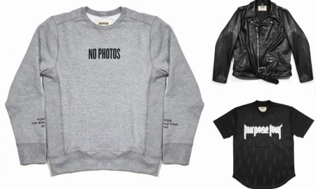 Justin Bieber Concert Purpose Tour Collection Barneys