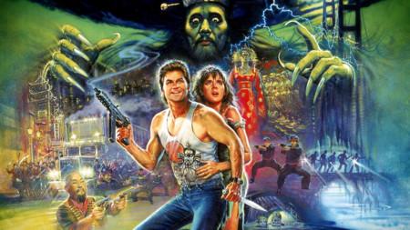 The Rock en Golpe en la Pequeña China es la mejor no-idea que ha tenido Hollywood en años