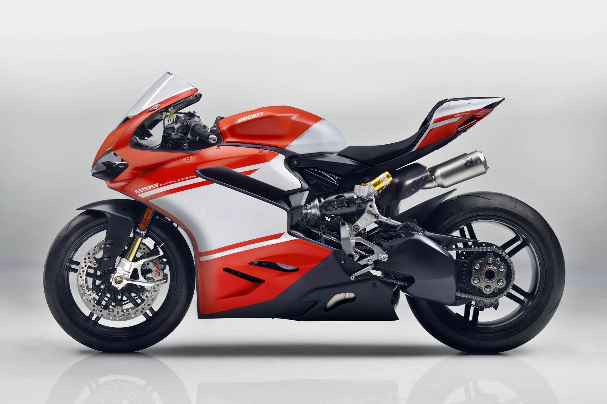 Foto de Ducati 1299 Superleggera (3/22)