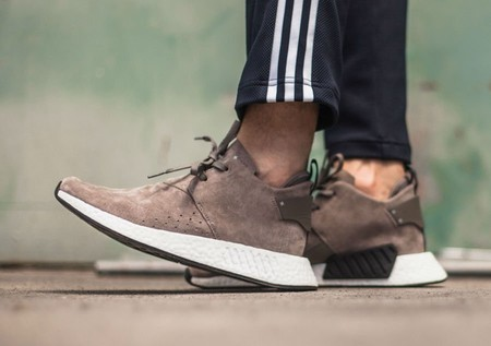 La clásica bota Safari inspira las nuevas zapatillas Adidas