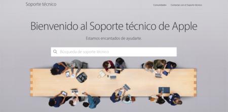 Apple rediseña Apple Support, un diseño más limpio y cómodo de usar