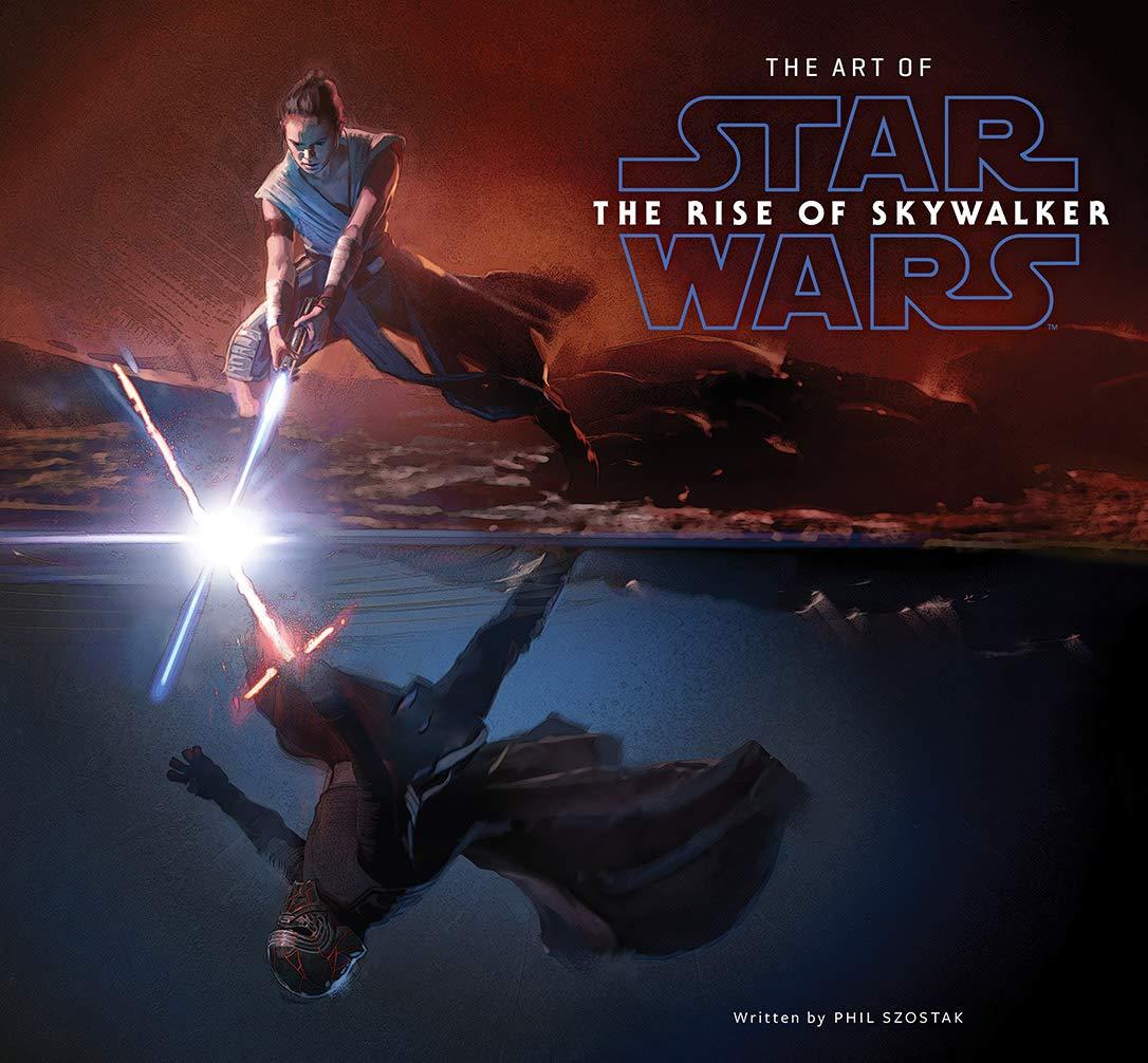 The Art of Star Wars: The Rise of Skywalker (Inglés) Pasta dura