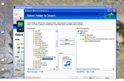 Las canciones del Zune MarketPlace compatibles con PlaysForSure