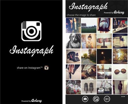 Instagraph, un cliente de Instagram para Windows Phone... más o menos