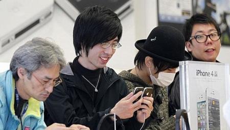 Apple se cae del Top 5 de vendedores de telefonía en China durante abril